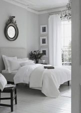 Camera da letto in toni di grigio (121 foto): interior ...