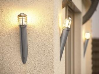 Lampu Dinding Luar Sconce Kalis Air Lampu Led Model Jalan Luaran