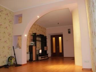 Come Fare Un Arco Di Cartongesso 55 Foto Interroom Arcata