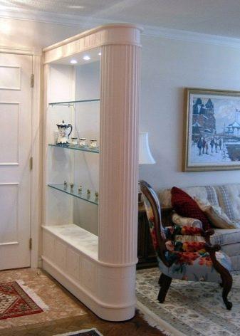 Pemisahan Antara Dapur Dan Ruang Tamu 80 Gambar Reka Bentuk Reka Bentuk Hiasan Eternit