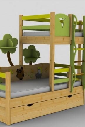 Ikea Letto A Castello Per Bambini.Letto A Castello Ikea Per Bambini 45 Foto Letti A Due Piani Per