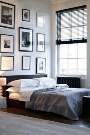 Bilik Tidur Lelaki 34 Gambar Reka Bentuk Dalaman Yang Bergaya Untuk Seorang Lelaki Muda Bilik Tidur Dengan Gaya Minimalism
