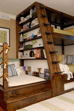 Ein Bett aus Holz mit eigenen Händen (74 Fotos): Wie man ein ...