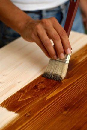 اللطخة الخشبية 38 صورة أيهما تختار تركيبة الأكريليك البيضاء والمتغيرات المائية ملامح اللطخة غير المائية
