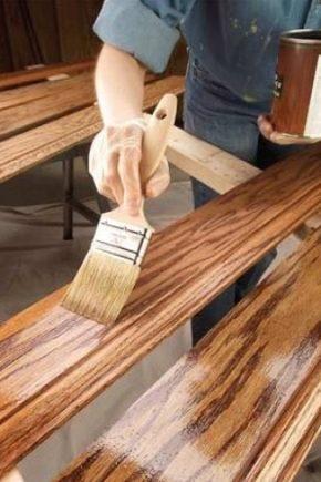 ورنيش أكريليك للخشب تركيبات قائمة على الماء وكيفية الطلاء ورنيش الاكريليك Tikkurila للأعمال الداخلية