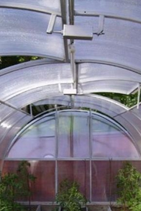 Rooftop greenhouses: features and types