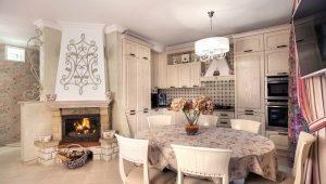 Cozinha de estilo provençal
