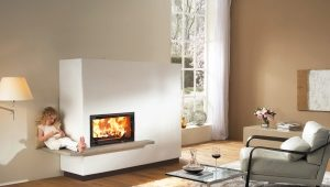 Plaster for fireplaces and stoves