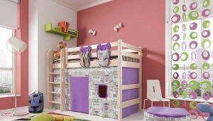 Παιδικό κρεβάτι Sonya