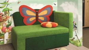 Sofa sudut kanak-kanak
