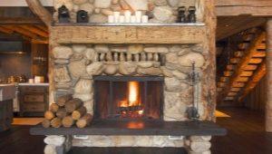 Caminetti a legna