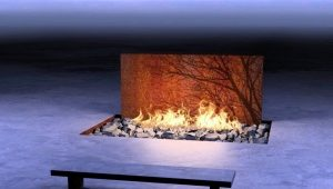 How to build a fireplace with your own hands?