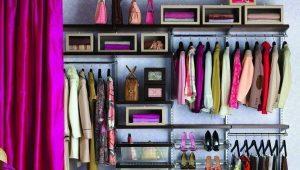 अपने हाथों से ड्रेसिंग रूम कैसे बनाएं: एक मास्टर क्लास