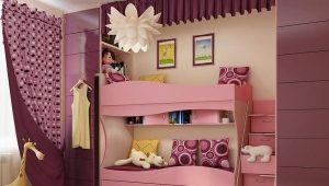 Κρεβάτι για ένα κορίτσι