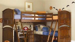 Κρεβάτι για τρία παιδιά