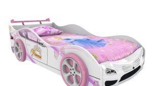 Κρεβάτι για κορίτσια