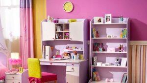 Γραφείο για κορίτσια