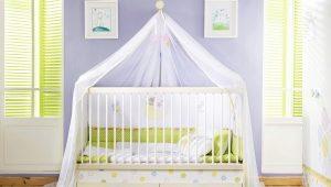 Κρεβατοκάμαρα για παιδικό κρεβάτι