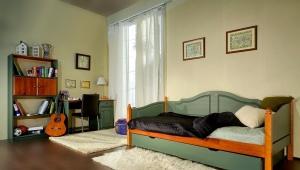 Παιδικό κρεβάτι-καναπέ