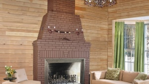 Sizes of brick fireplaces