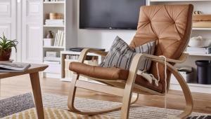 Ikea Poeng Armchair