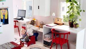 Table pour enfants d'Ikea
