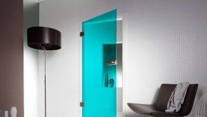 الأبواب الزجاجية