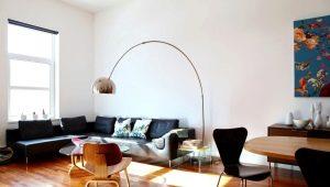 Kā izvēlēties krēslus viesistabai?
