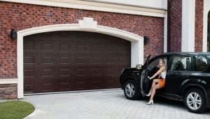 Garage doors: the subtleties of design choice
