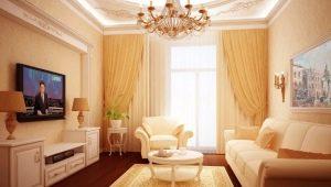 Soggiorno in stile classico: belle soluzioni per i tuoi interni