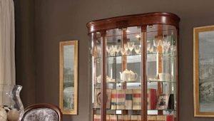¿Cómo elegir un aparador para platos en la sala de estar?