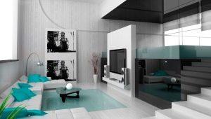 Las sutilezas del diseño del salón: el estilo de las nuevas tecnologías.