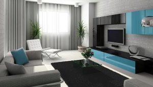 La elección de estilo para el salón: una visión general de las tendencias actuales