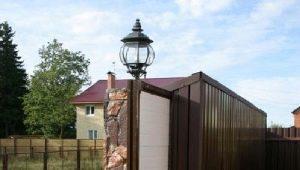 Automatic gates: selection criteria