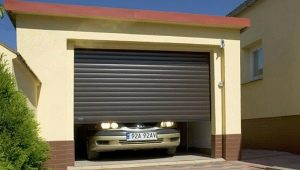 Roller shutters for the garage: the pros and cons