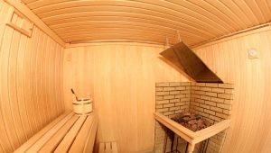 How to make a sauna: manufacturing steps