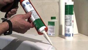 Selladores de baño: ¿cuál es mejor elegir?