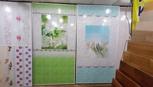 Paneles de PVC para el baño: opciones de diseño e instalación.