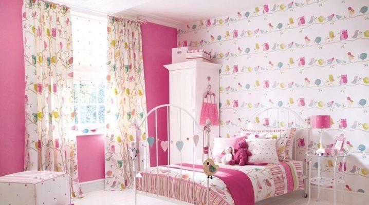 Foto tapeter för barns rum tjejer