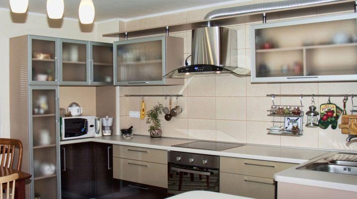 Bagaimana untuk memasang rel di dapur