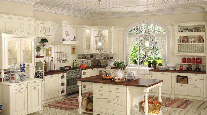 Laminat Küche (65 Fotos): Bewertungen über die Küche ...