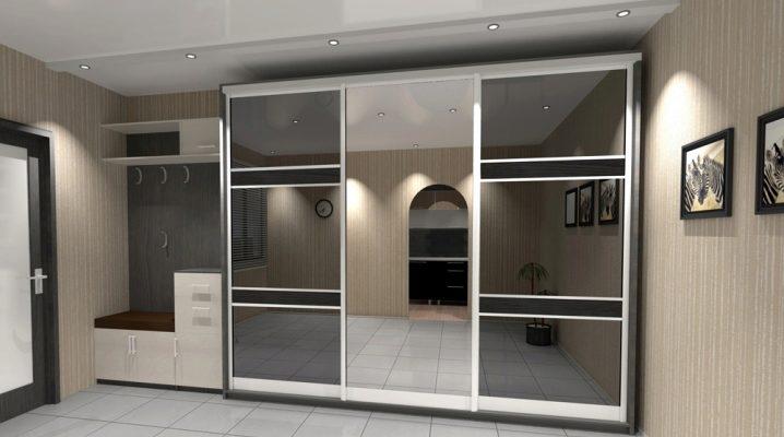 Armadio A Muro Design.Armadio A Muro Nel Corridoio 123 Foto Come Realizzare Un Mobile
