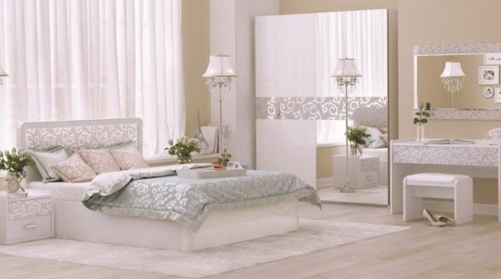 Set Bilik Tidur Putih 55 Gambar
