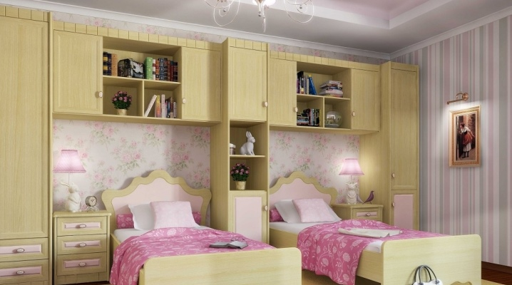Children's bedroom for two children