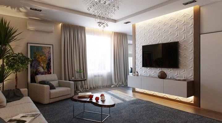 Come sistemare la TV all'interno del soggiorno?