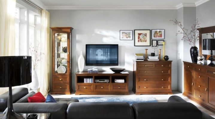 La scelta di una cassettiera nel soggiorno: una combinazione di praticità e bellezza