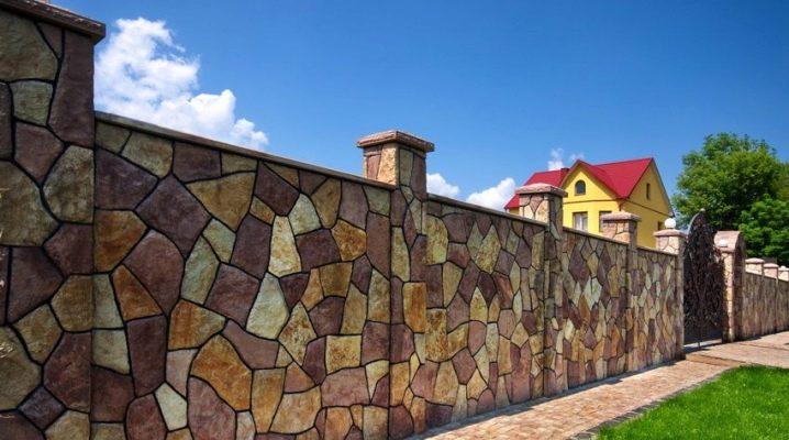 الأسوار الجميلة للمنازل الخاصة صور تحوطات مثيرة للاهتمام كل شيء عن الإصلاح نصائح مهنية
