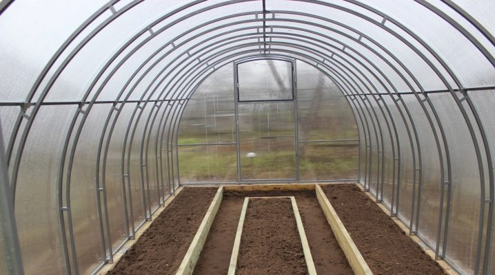 Kremlin Greenhouse: Models and Specifications