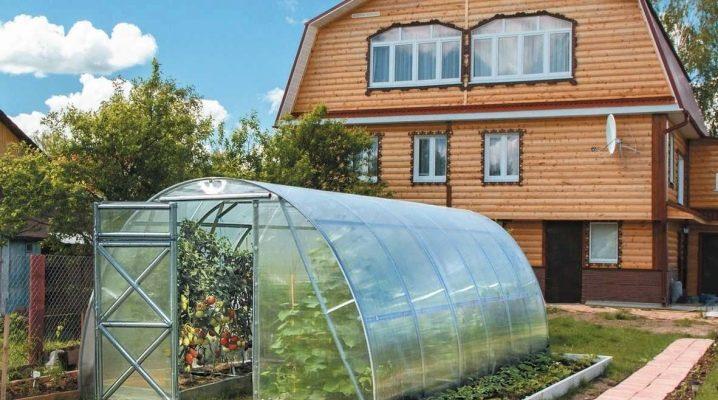 देश में क्या ग्रीनहाउस डालना है?