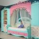 Παιδικό κρεβάτι Αλίκη